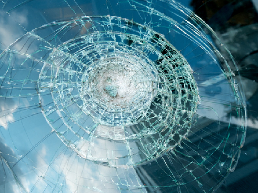 Driving With a Broken Windshield Is Dangerous